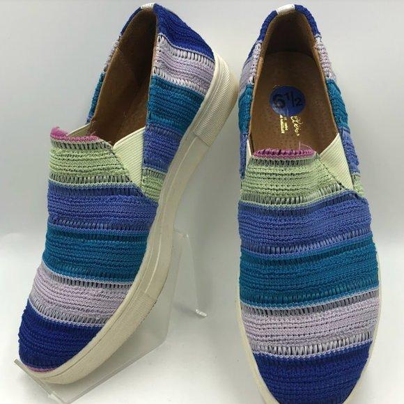 Seychelles Women's Multicolor Slip On Loafers